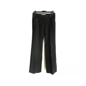 【中古】 セオリーリュクス theory luxe パンツ サイズ38 M レディース 美品 黒
