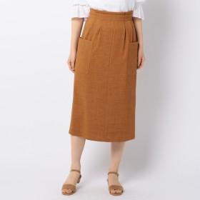 [マルイ]【セール】リネンライク ミディポケットタイトスカート/フレディ&グロスター レディース(FREDY&GLOSTER)