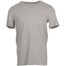 《セール開催中》MAISON MARGIELA メンズ T シャツ グレー 44 コットン 100%