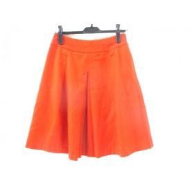 【中古】 ユナイテッドアローズ UNITED ARROWS スカート サイズ38 M レディース オレンジ