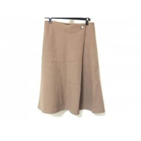 【中古】 ボディドレッシングデラックス BODY DRESSING Deluxe スカート サイズ9 M レディース ブラウン