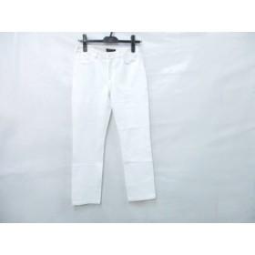 【中古】 ジョセフ JOSEPH パンツ サイズ36 M レディース ホワイト