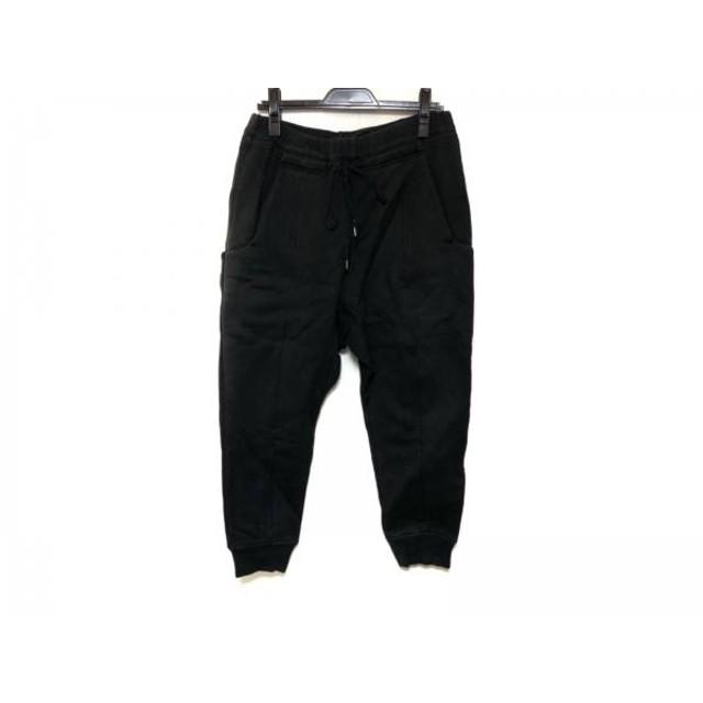 【中古】 ザヴィリディアン The Viridi-anne パンツ サイズ2 M メンズ 黒 裏ボア