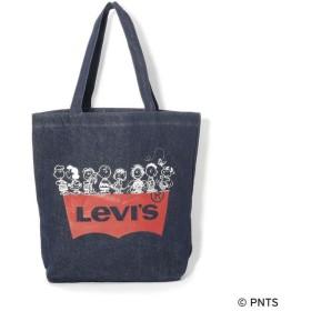 【20%OFF】 リーバイス バットウィングトートバッグ PEANUTS メンズ BLUES OS- 【Levi's】 【タイムセール開催中】