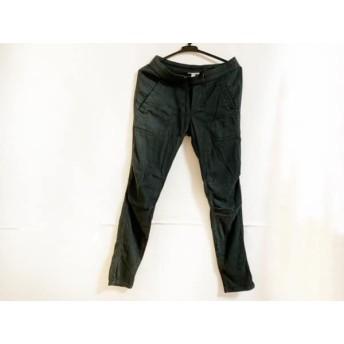【中古】 ジェームスパース JAMES PERSE パンツ サイズ0 XS レディース 黒