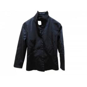 【中古】 ナチュラルビューティー NATURAL BEAUTY ジャケット サイズM レディース 黒