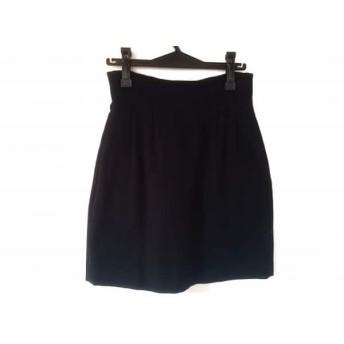 【中古】 ドレスキャンプ DRESS CAMP スカート サイズ38 M レディース 黒