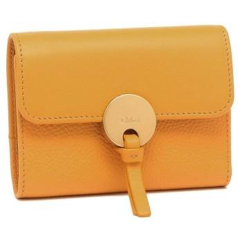 クロエ 折財布 レディース CHLOE CHC17SP853H8J 214 キャメル