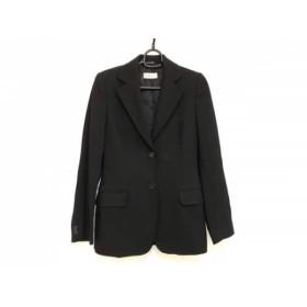 【中古】 バーニーズ BARNEYSNEWYORK ジャケット サイズ6 M レディース 黒