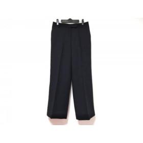 【中古】 バーバリーロンドン Burberry LONDON パンツ サイズ40 M メンズ 黒