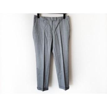 【中古】 トゥモローランド TOMORROWLAND パンツ サイズ38 M レディース グレー