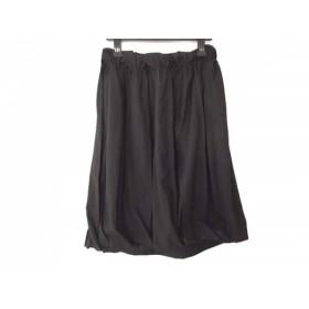 【中古】 タオコムデギャルソン TAO COMME des GARCONS スカート サイズXS レディース 黒