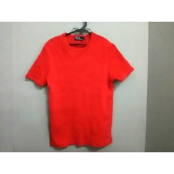 【中古】 ポロラルフローレン POLObyRalphLauren 半袖Tシャツ サイズM メンズ 美品 レッド