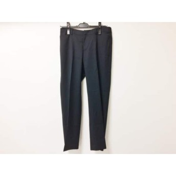 【中古】 ギャルリーヴィー GALERIE VIE パンツ サイズ1 S レディース 黒