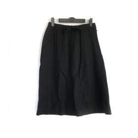 【中古】 トゥモローランド TOMORROWLAND スカート サイズ36 S レディース 黒 リボン