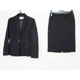 【中古】 プロポーションボディドレッシング PROPORTION BODY DRESSING スカートスーツ レディース 黒