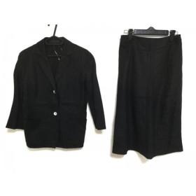 【中古】 リフレクト ReFLEcT スカートスーツ サイズ40 M レディース 黒