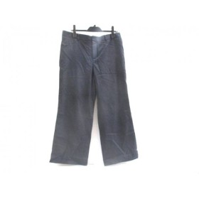 【中古】 アンタイトル UNTITLED パンツ サイズ42 L レディース ブラック グレー