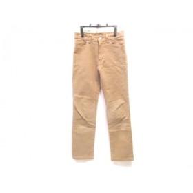 【中古】 ノーブランド パンツ サイズ61 レディース ライトブラウン