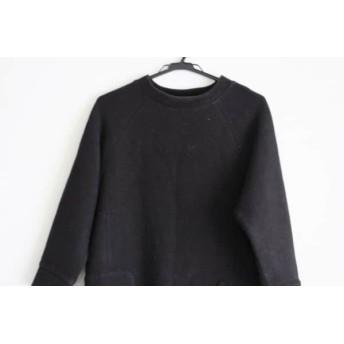【中古】 アルファエー aA ワンピース サイズ38 M レディース 黒