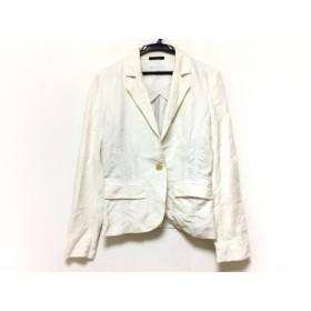 【中古】 シーピーカンパニー C.P.COMPANY ジャケット サイズ44 L レディース 白