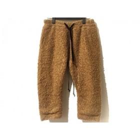 【中古】 ジーンナッソーズ JEAN NASSAUS パンツ サイズ3 L レディース ライトブラウン