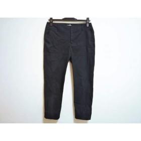【中古】 ナラカミーチェ NARACAMICIE パンツ サイズ1 S レディース 黒