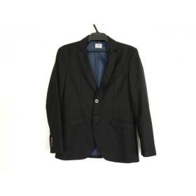 【中古】 ティーケータケオキクチ TK (TAKEOKIKUCHI) ジャケット サイズ1 S レディース 黒