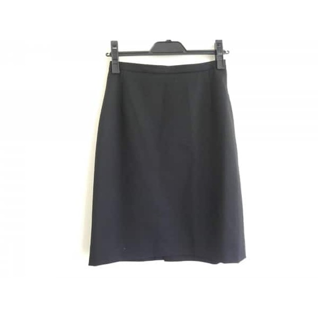 【中古】 バーバリーロンドン Burberry LONDON スカート サイズ40 L レディース 黒
