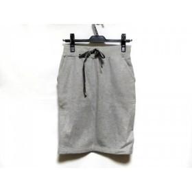 【中古】 ザ ヴァージニア The Virgnia スカート サイズ900 レディース グレー