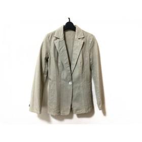 【中古】 フラジール FRAGILE ジャケット サイズ38 M レディース ライトブルー