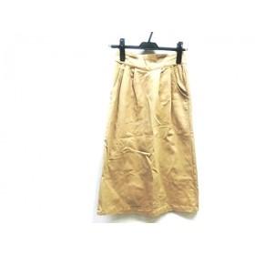【中古】 レイカズン Ray Cassin スカート サイズF F レディース ベージュ