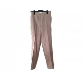 【中古】 シンゾーン Shinzone パンツ サイズ34 S レディース 美品 ライトブラウン