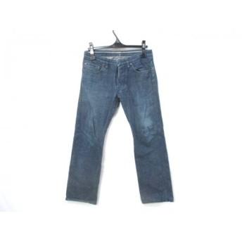 【中古】 ユナイテッドアローズ UNITED ARROWS ジーンズ サイズ46 XL メンズ ブルー