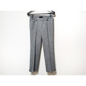 【中古】 ギャルリーヴィー GALERIE VIE パンツ サイズ0 XS レディース グレー