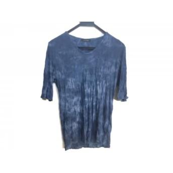 【中古】 トルネードマート TORNADO MART 半袖Tシャツ サイズM メンズ ブルー ライトブルー