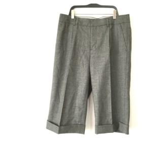 【中古】 レキップ ヨシエイナバ L'EQUIPE YOSHIE INABA パンツ サイズ13 L レディース グレー