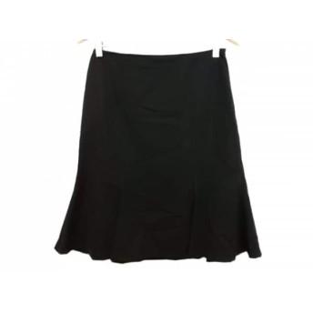 【中古】 ラルフローレン RalphLauren スカート レディース 黒