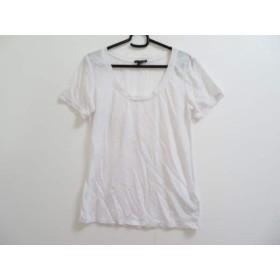 【中古】 セオリー theory 半袖Tシャツ サイズS レディース 白