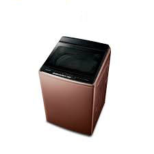 Panasonic 國際牌 NA-V170GB  17公斤 ECONAVI+nanoe X直立式變頻洗衣機 晶燦棕
