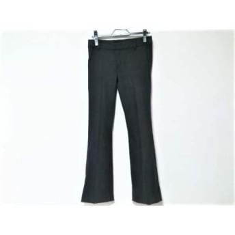 【中古】 ルーニィ LOUNIE パンツ サイズ38 M レディース 黒