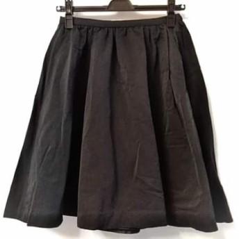 【中古】 チェスティ Chesty スカート サイズ1 S レディース ネイビー