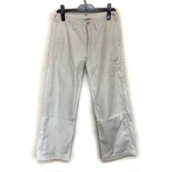 【中古】 フォーティーファイブアールピーエム 45rpm パンツ サイズ1 S レディース アイボリー
