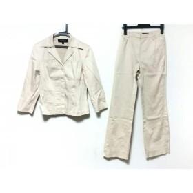 【中古】 エポカ EPOCA レディースパンツスーツ サイズ38 M レディース ベージュ