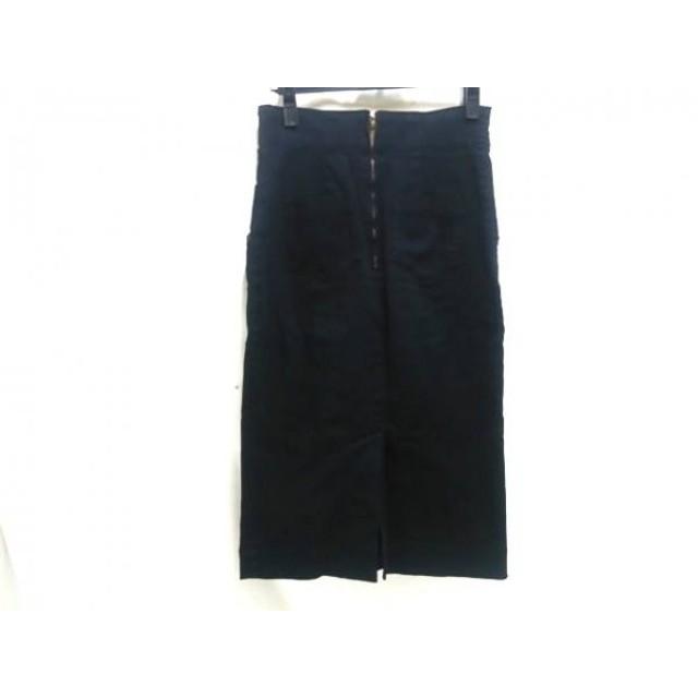 【中古】 スライ SLY スカート サイズ2 M レディース 黒