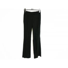 【中古】 バーバリーロンドン Burberry LONDON パンツ サイズ38 L レディース 黒