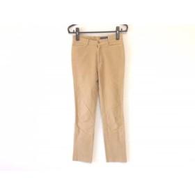 【中古】 スピック&スパン Spick & Span パンツ サイズ38 M レディース ライトブラウン