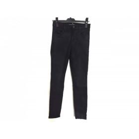 【中古】 ジェイブランド J Brand パンツ サイズ26 S レディース 黒 for Theory