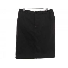 【中古】 ソニアリキエル SONIARYKIEL スカート サイズ46 XL レディース 美品 黒 Collection