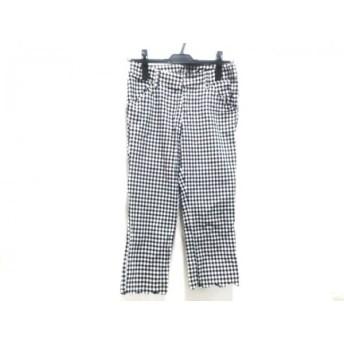 【中古】 ノーブランド パンツ サイズ61 レディース ブラック ホワイト